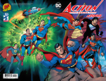 Action Comics_1.000_DF Exclusive Wraparound Variant_signed by Jerry Ordway