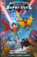 Adventures Of Super Sons_Vol. 2_Little Monsters
