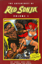 Adventures Of Red Sonja_Vol. 1