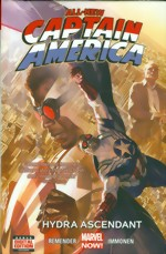 All-New Captain America_Vol. 1_Hydra Ascendant_HC_Alex Ross Variant Cover
