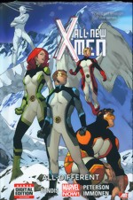 All-New X-Men_Vol. 4_All-Different_HC