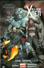 All-New X-Men_Vol. 5_One Down