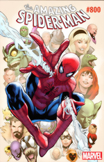 Amazing Spider-Man_800_Greg Land Cover Variant Edition