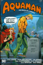 Aquaman_Death Of A Prince_Deluxe Edition_HC
