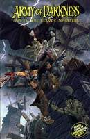 Army Of Darkness_Ash vs. The Classic Monsters