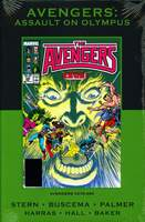Avengers_Assault On Olympus_HC_Variant