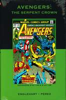 Avengers_The Serpent Crown_HC_Variant