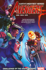 Avengers By Jason Aaron_Vol. 5_Challenge Of The Ghost Riders