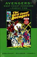 Avengers_West Coast Avengers_Family Ties_HC_Variant