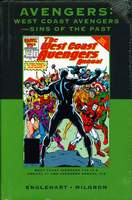 Avengers_West Coast Avengers_Sins Of The Past_HC_Variant
