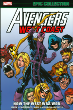 Avengers West Coast_How The West Was Won_Avengers West Coast_Epic Collection_Vol. 1
