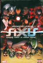Avengers And X-Men_Axis_HC