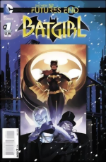 Batgirl_Futures End_One-Shot 3D Cover