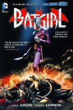 Batgirl_Vol. 3_Death Of The Family
