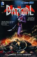 Batgirl_Vol. 3_Death Of The Family_HC