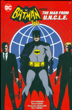 Batman' 66 Meets The Man From UNCLE_HC