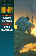 Batman By Scott Snyder And Greg Capullo_Slipcase Edition 2