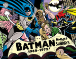Batman With Robin_The Silver Age_Dalies And Sundays_Vol. 3_1969-1972_HC