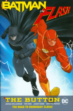 Batman And Flash_The Button