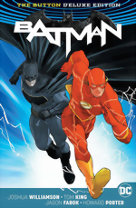 Batman_Flash_The Button_Deluxe Edition 3D Cover_HC