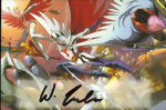 Battle Of The Planets_ultra-limited_signature card_A-2_signed by Wilson Tortosa