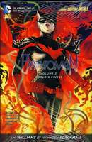 Batwoman_Vol. 3_Worlds Finest_HC
