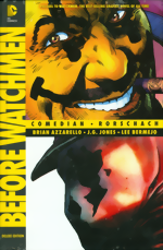 Before Watchmen_Comedian - Rorschach_Deluxe Edition_HC