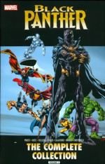 Black Panther_By Christopher Priest_The Ultimate Collection_Vol. 2