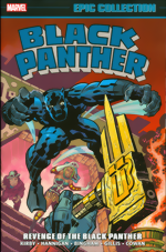 Black Panther_Revenge Of The Black Panther_Black Panther Epic Collection_Vol. 2