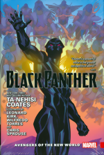 Black Panther_Vol. 2_Avengers Of The New World_HC