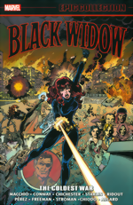 Black Widow Epic Collection_Vol. 2_The Coldest War