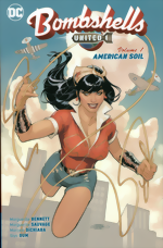 Bombshells_United_Vol. 1_American Soil