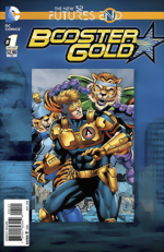 Booster Gold_Futures End_One-Shot 3D Cover