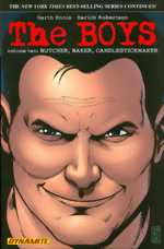 Boys_Vol. 10_Butcher, Baker, Candlestickmaker_signed by Garth Ennis