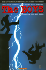 The Boys_Vol. 9_The Big Ride_signed by Darick Robertson