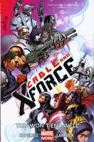 Cable And X-Force_Vol.3_This Won´t End Well