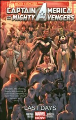 Captain America And The Mighty Avengers_Vol. 2_Last Days