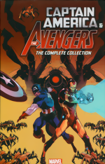 Captain America And The Avengers_The Complete Collection