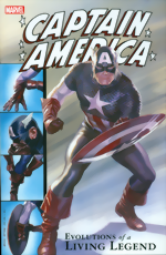 Captain America_Evolutions Of A Living Legend