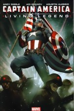 Captain America_Living Legend