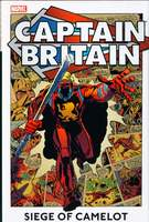 Captain Britain_Vol. 2_Siege Of Camelot_HC