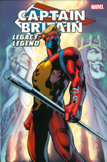 Captain Britain_Legacy Of A Legend