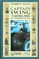 Captain Swing And The Electrical Pirates Of Cindery Island_Collected Edition_HC