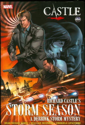 Castle: Richard Castle´s Storm Season HC
