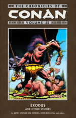 Chronicles Of Conan_Vol. 25_Exodus And Other Stories