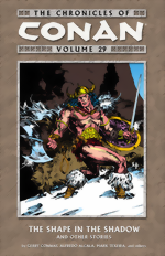 Chronicles Of Conan_Vol. 29_The Shape In The Shadow And Other Stories