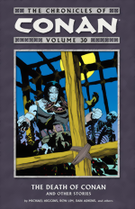Chronicles Of Conan_Vol. 30_The Death Of Conan And Other Stories