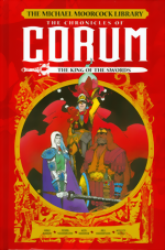 Michael Moorcock Library_Chronicles Of Corum_Vol. 3_The King Of The Swords_HC