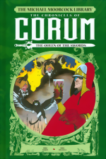 Michael Moorcock Library_Chronicles Of Corum_Vol. 2_The Queen Of The Swords_HC