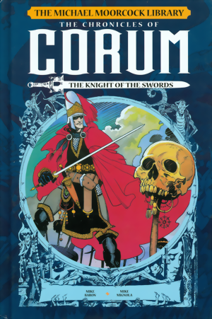 Michael Moorcock Library: Chronicles Of Corum Vol. 1 - The Knight Of The Swords HC